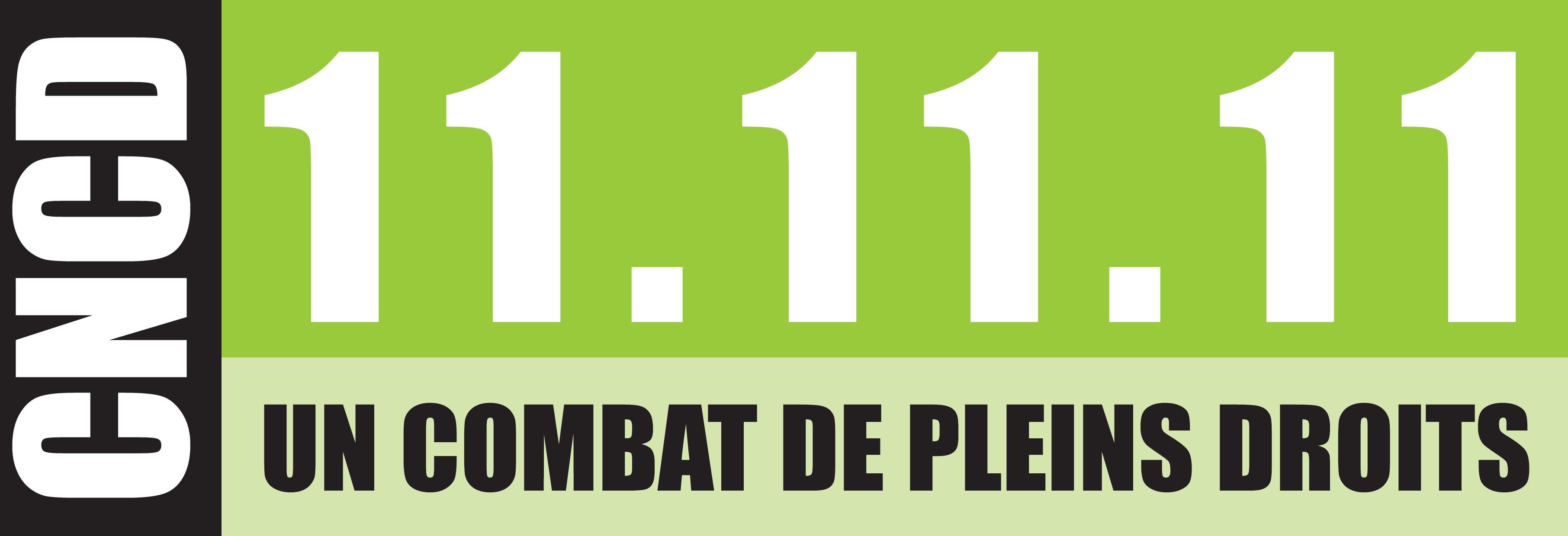 Logo de CNCD 11-11-11