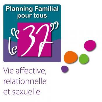 Logo de Planning familial 37